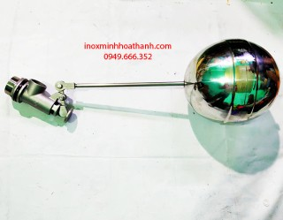 Stainless steel mechanical float 27