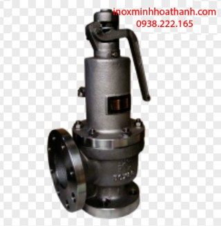 Stainless steel safety valve Flanges